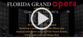 The Consul at Florida Grand Opera