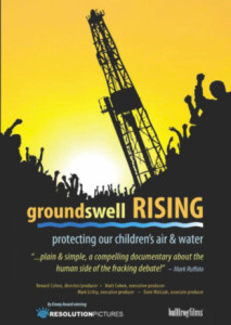 Groundswell Rising poster